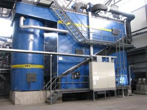 VESKO-B 6 MW apríték kazán