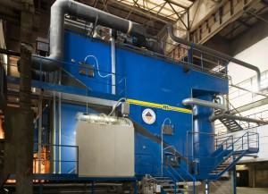 VESKO-B 8 MW apríték kazán